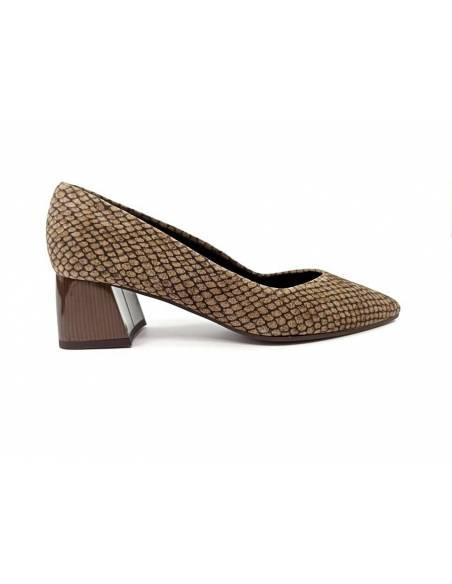 Zapatos tacón medio
